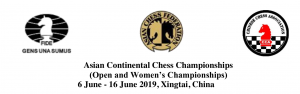 Asian Continental Chess Championships (Open and Women's)