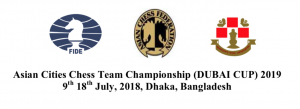 Asian Cities Chess Team Championship (DUBAI CUP) 2019