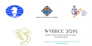 FIDE World Youth Rapid & Blitz Chess Championships  (U14, U16, U18 Boys/Open & Girls)
