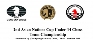 2nd Asian Nations Cup Under-14 Chess Team Championship