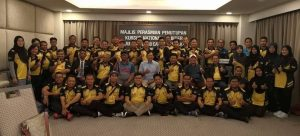 National Arbiter Seminar in Sandakan on 27-28 October 2019- Results