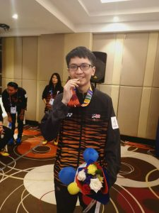 Yeoh Li Tian Won First Gold For Chess In SEA Games